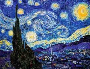 referencias utilizadas - van-gogh-vincent-starry-night