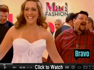 Mad Fashion on Bravo - Jene