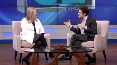The Dr. Oz Show discusses the challenges faced by TG/TS women and their families.
