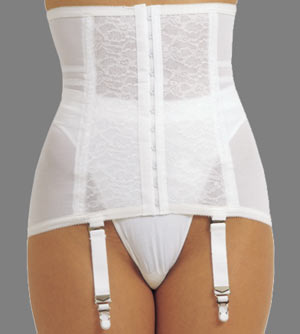 Strapless Corset For Under Dress