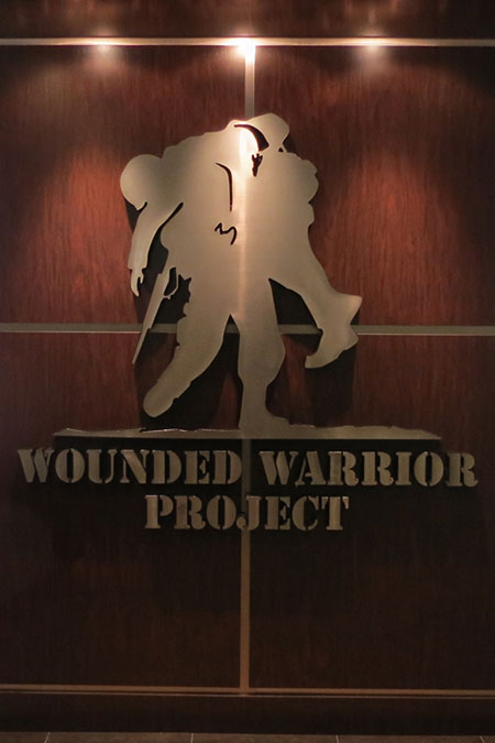 wounded worrior project Wounded warrior project's mission is to honor and empower wounded warriors our purpose is to raise awareness and enlist the public's aid for the needs of in.