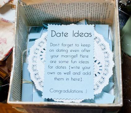unique bridal shower ideas