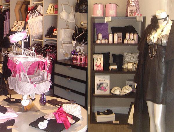 b65699916f9 La Femme Privee Lingerie Boutique