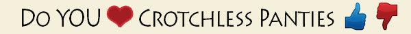 crotchlesspanties
