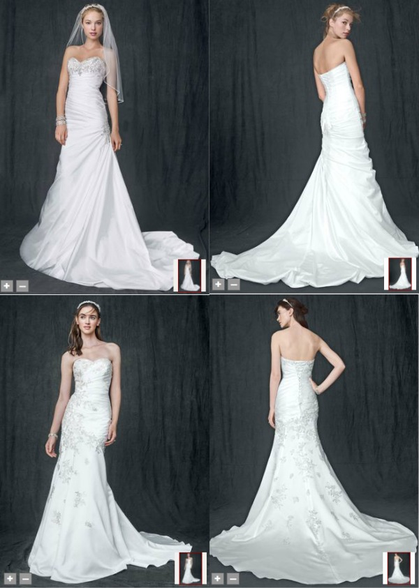 What To Wear Under Your Wedding Gown