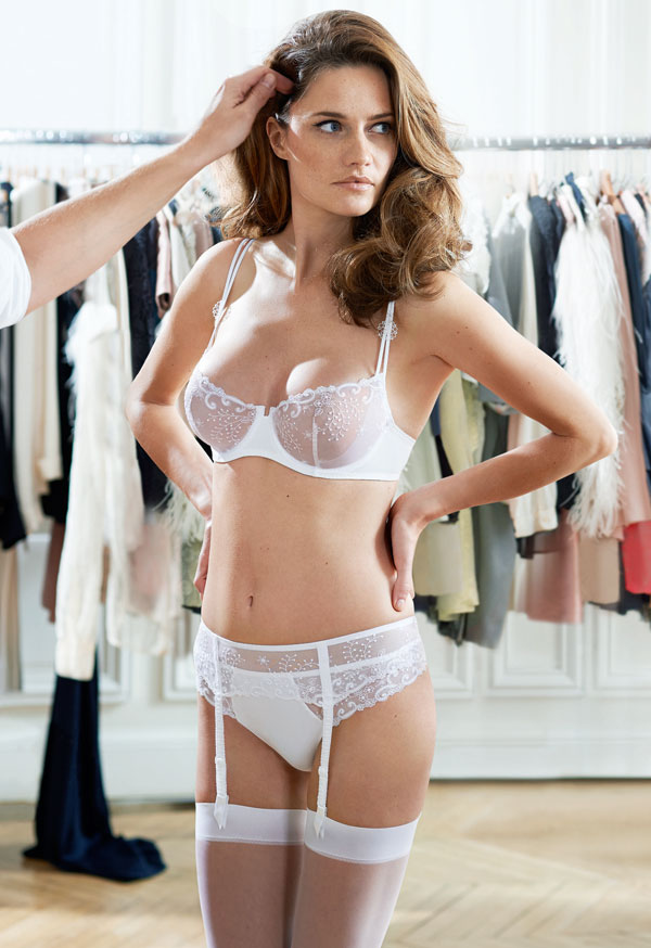 c9065b2c5 Preview Simone Perele s New Fall Winter 2014 Collection - Lingerie ...