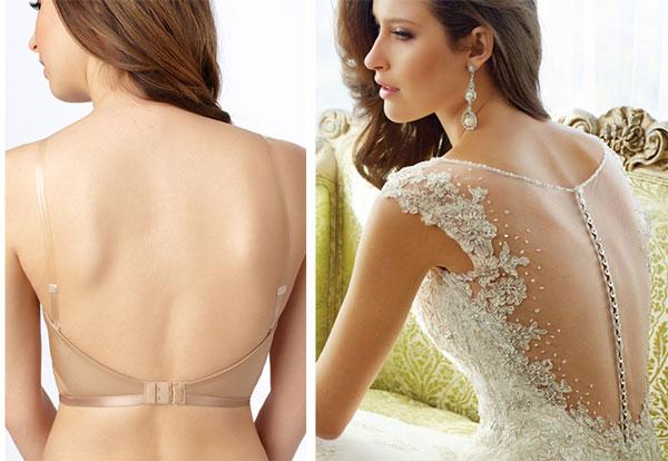 Wedding Dress Undergarments Backless | Wedding