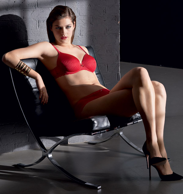 C-CHIC-SEXY-COQUELICOT-SPACER-SHORTY