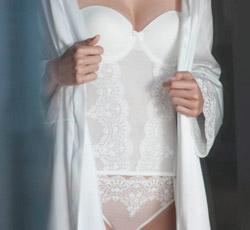 Lace & Silk Espousal ~ Ivette Bridal
