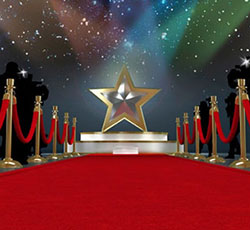 The Dark Side of the Red Carpet