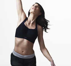 Exercise in Style ~ Non-wired Sports Bra by Panache