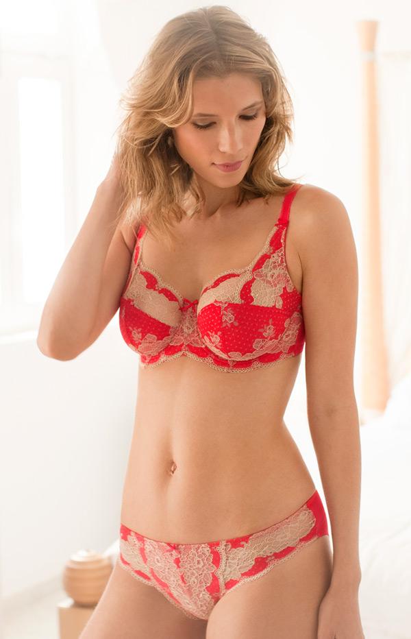 593815624 Pure Luxury ~ Clara Bra   Panty by Panache - Lingerie Briefs ~ by ...