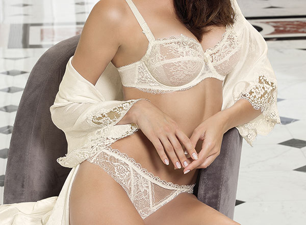Eprise Lingerie up to H cup from Lise Charmel group on Lingerie Briefs