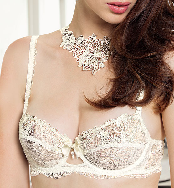 Love Magicienne from Lise Charmel Bridal on Lingerie Briefs