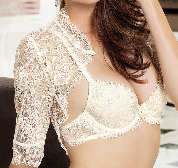 Bridal Lingerie by Lise Charmel on Lingerie Briefs