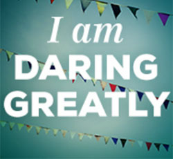 Daring Greatly with Brené Brown