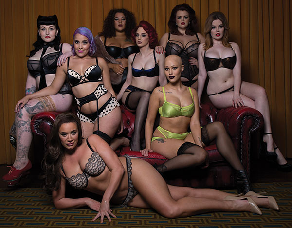 Scantilly Lingerie The New SExy Campaign on Lingerie Briefs