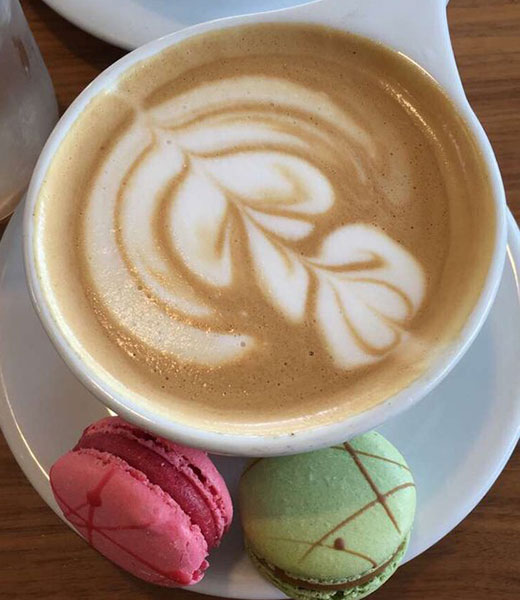 latte and laduree on Lingerie Briefs