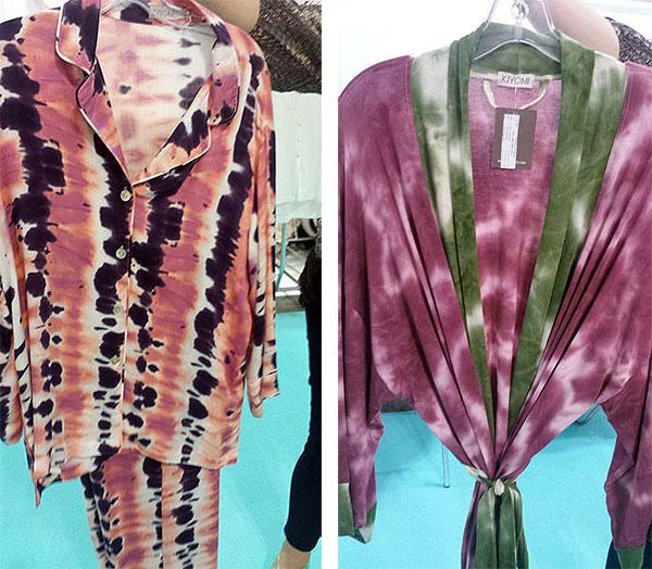 Kiyomi pajamas on Lingerie Briefs