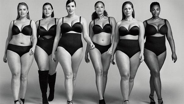 via Lane Bryant 2015 #PlusIsEqual Campaign