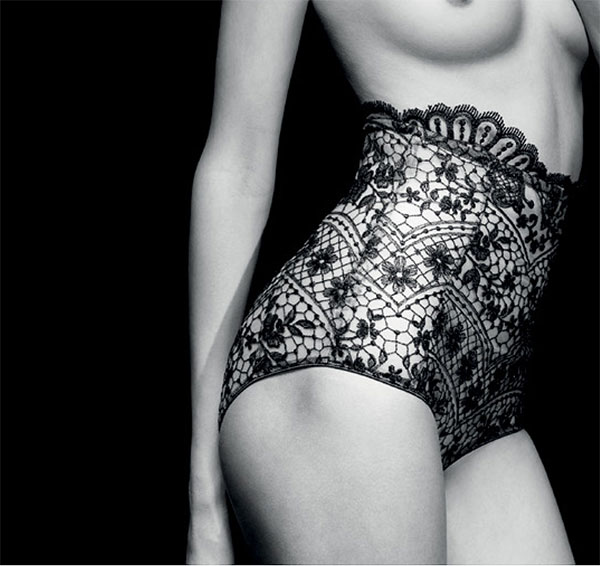 ID Sarrieri Fall 17 on Lingerie Briefs