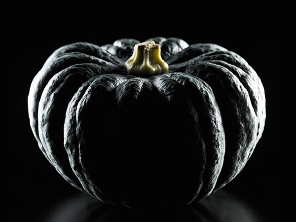 black-pumpkin-on lingerie briefs