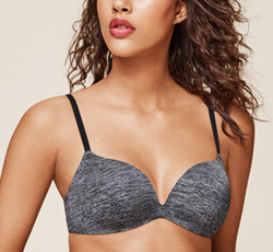 The Wire Free T-shirt Bra Worth Having by b.tempt'd!