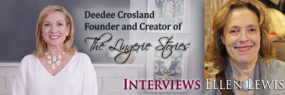 Deedee Crosland & Ellen Lewis Podcast Interview on Lingerie Briefs