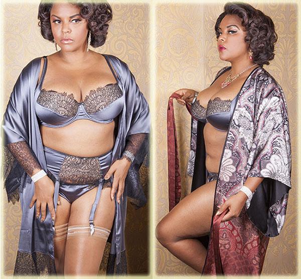 Harlow & Fox lingerie on Lingerie Briefs