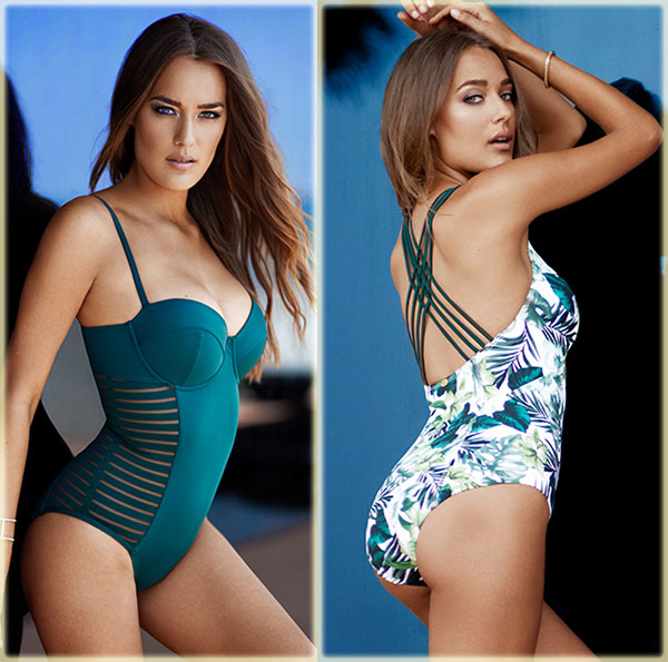 Bathing suits by Amoressa on Lingerie Briefs