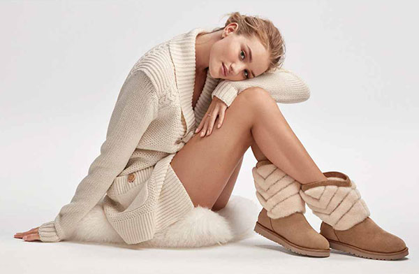 Ugg sweaters and boots on Lingerie Briefs