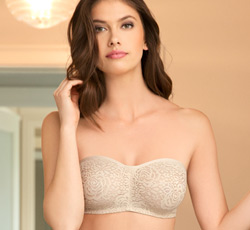 Go Strapless for the Holidays with Wacoal!