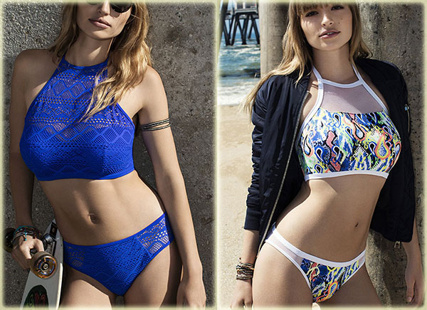 Freya Swimwear on Lingerie Briefs