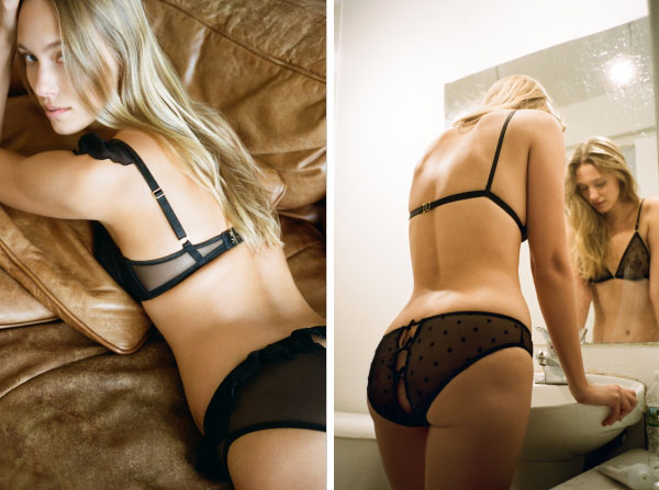Le Petit Trou lingerie at Salon de la Lingerie on Lingerie Briefs