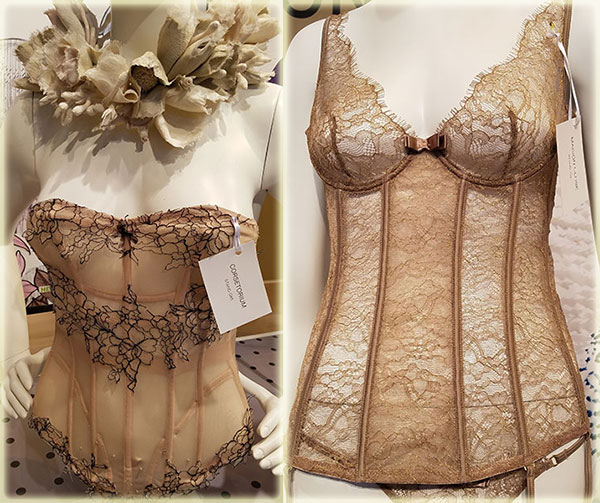 Corsetorium and Maison Close on Lingerie Briefs