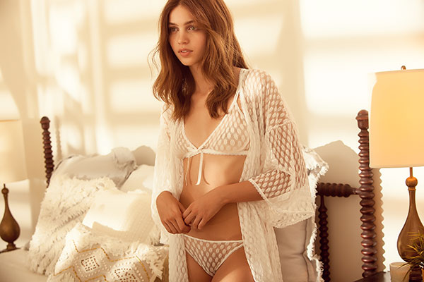 Eberjey bridal lingerie on Lingerie Briefs