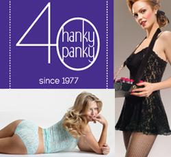 Happy 40th Anniversary Hanky Panky!