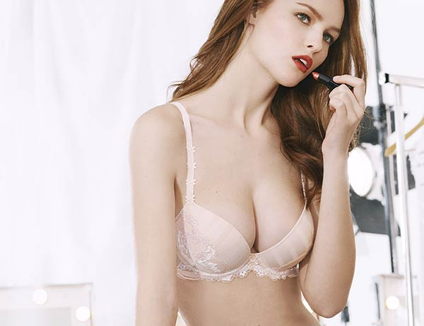 Simone Perele bridal bras on Lingerie Briefs