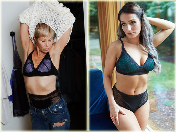 ChangeWear on Lingerie Briefs