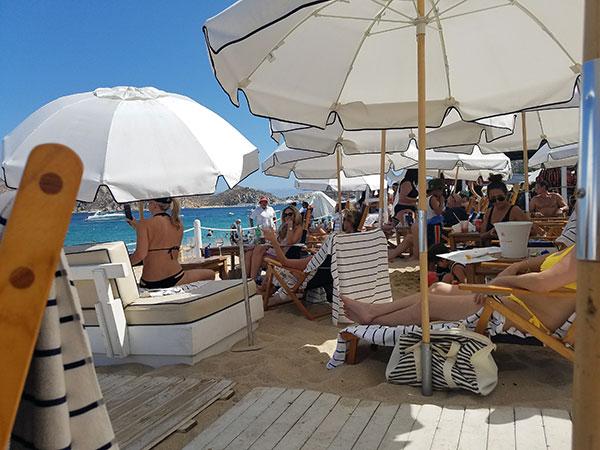 Sur Beach House on medano Beach in Cabo on Lingerie Briefs