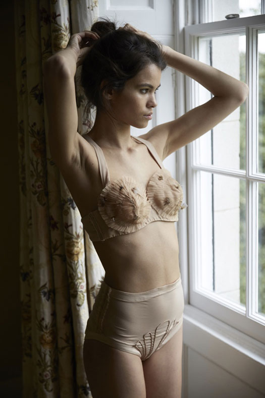 Lily Rouse London on Lingerie Briefs