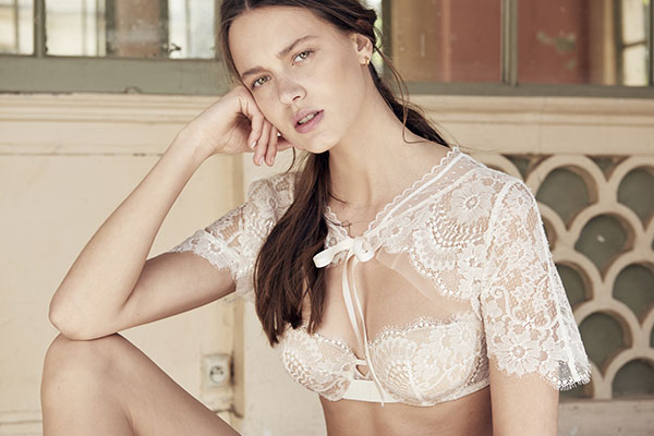 ad68ffc10c8 Today, in our Bridal Briefs Column, we celebrate the heritage of lace, its  impact on the lingerie business and its role in design, evident in the  beauty of ...