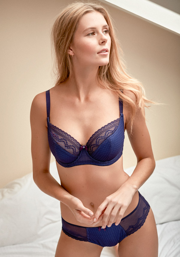 968a8d3bf80d4 Cleo by Panache Lingerie ~ On-trend with Amethyst Hues - Lingerie ...