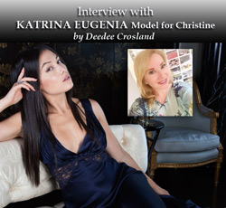 Conversation with Lingerie Model/Muse Katrina Eugenia
