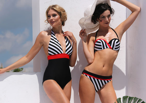 Jolidon Swimwear on Lingerie Briefs