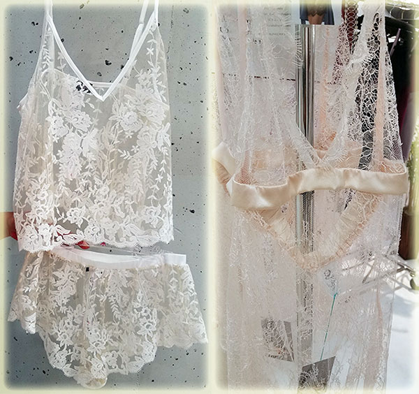 Cosabella and Impudique Lingerie on Lingerie Briefs