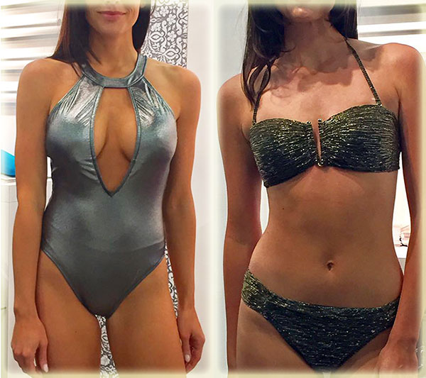 La Blanca Swimwear on Lingerie Briefs