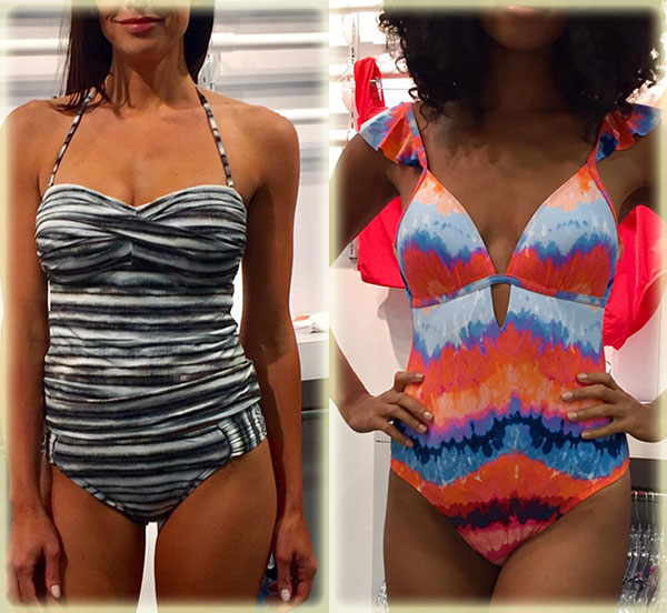 La Blanca and Kenneth Cole swimwear on Lingerie Briefs