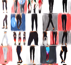 One Legging at A Time