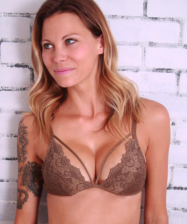 Undie Couture - Coobie 'Date Night' Lace Bralette featured on Lingerie Briefs